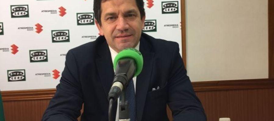 Miguel Ángel Valverde, alcalde de Bolaños
