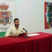 Mario Fernández, vicepresidente segundo de la Diputación de Cádiz