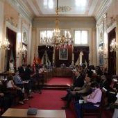 Pleno del Ayuntamiento de Alcalá de Henares