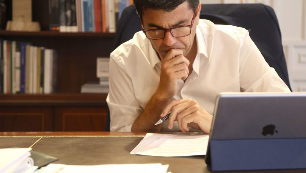 Carlos Mazón, Presidente de la Diputación y del PP en la provincia