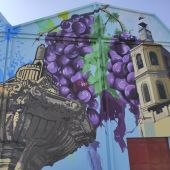 Mural Valdepeñas