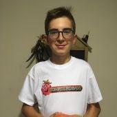 Javier Bara comenzó a trabajar en el cultivo del tomate con 15 años