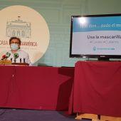 Demetrio Quirós, alcalde accidental de Cádiz
