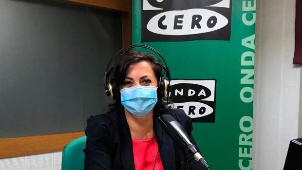"""Concha Andreu: """"¡Ya vale de relajación! lo digo por los ciudadanos que no cumplen las normas"""""""