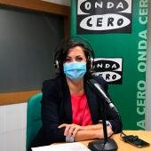 Concha Andreu, presidenta de La Rioja