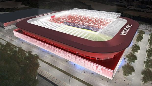 """Diego Fernández, de OFS arquitectos: """"Hemos conseguido el Estadio que queríamos"""""""