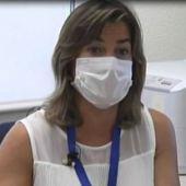 La investigadora alavesa Naiara parraza, dirige la evaluación del efecto de la vacuna de la gripe en pacientes Covid-19