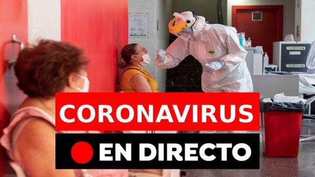 Coronavirus, ultima noticias en directo