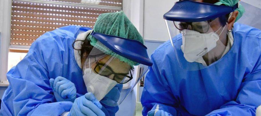 Sigue subiendo la evolución del coronavirus en Ciudad Real
