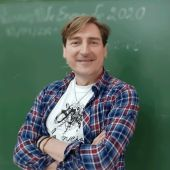Toni García, maestro primaria