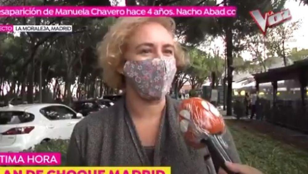 La vecina de La Moraleja cuyas declaraciones sobre Alcobendas han causado indignación en redes