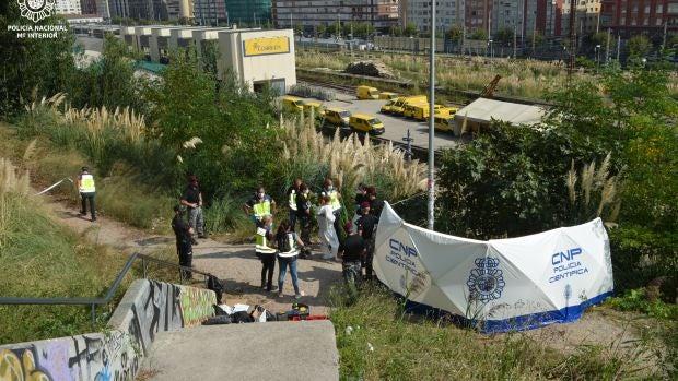 Unos restos humanos en avanzado estado de descomposición aparecen en Santander