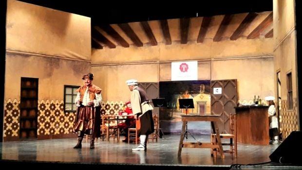 """""""Que se reconozca el valor cultural de 'El señor D. Juan Tenorio' de Elda es un orgullo para toda la ciudad"""""""