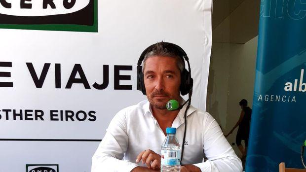 """Manuel Olivares, concejal de Turismo: """"La ciudad de Granada es un museo en sí misma. Cada rincón esconde un secreto"""""""
