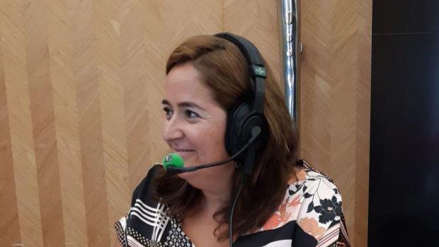 """María José Sánchez: """"La costa tropical de Granada es una de las costas de España con mayor número de espacios naturales protegidos"""""""