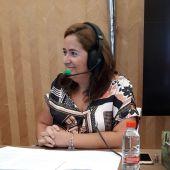 María José Sánchez, presidenta de la Mancomunidad de Municipios de la Costa Tropical de Granada