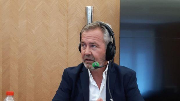 """José García Fuentes, presidente de la Autoridad Portuaria de Motril: """"El 80% de nuestro mercado son cruceros luxury"""""""