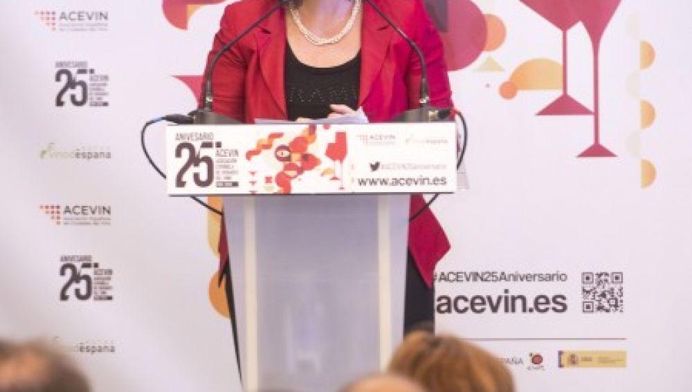 Presidenta ACEVIN