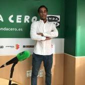 Sergio Fernández, entrenador y director deportivo del Club Waterpolo Elche.