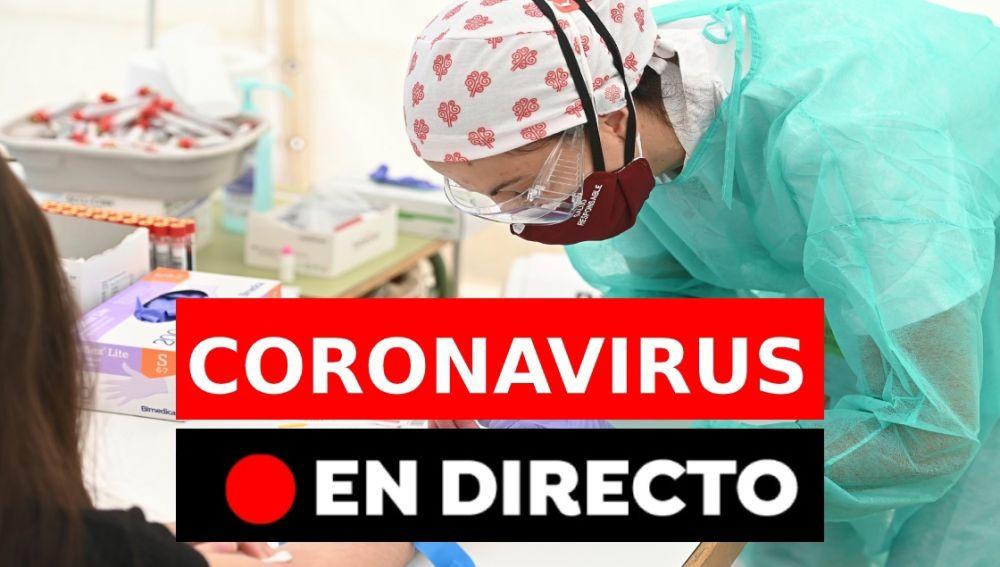 Coronavirus España: Última hora, confinamiento de Madrid, ERTEs y noticias hoy, en directo