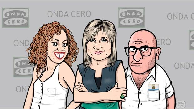 Persona Física: Raquel Martos presenta la 'Maldita Villarejoteca'