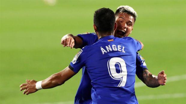 """Ángel: """"¿Mi fichaje por el Barça? Que sonara significa que hago bien las cosas..."""""""