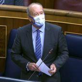 Juan Carlos Campo explica por qué el Rey no fue a la entrega de despachos a jueces en Barcelona