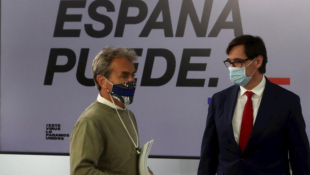 Estos son los criterios de Sanidad para aplicar el confinamiento en municipios de toda España