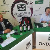 Ángel Villafranca ha sido entrevisto por Carlos Alsina en Alcázar de San Juan