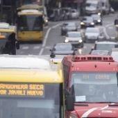 Autobuses en Murcia