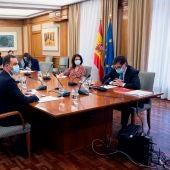 El ministro de Sanidad preside un Consejo Interterritorial de Salud