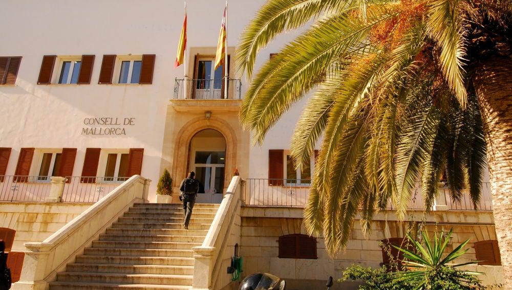 Sede del Institut Mallorquí d'Afers Socials (IMAS) en Palma