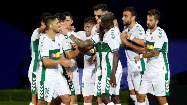 Goles del Eibar 0-1 Elche: Lucas Boyé asalta Ipurua y le da la primera victoria al Elche
