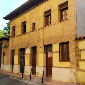Concejalía de Salud de Alcalá, por calle Mínimos