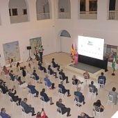 Instantes de la presentación en Cádiz