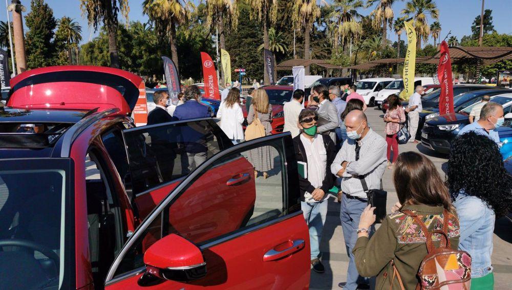 II Feria del automóvil de Huelva-CSIF