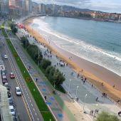 'El cascayu' de Gijón