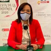 Rosa Melchor, Alcaldesa de Alcázar de San Juan