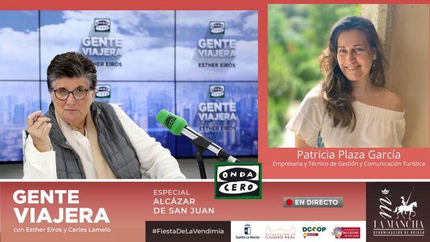 """Patricia Plaza: """"Estamos en una localización excepcional y tenemos que estar todos unidos"""""""