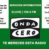 Servicios informativo de Onda Cero Elche.