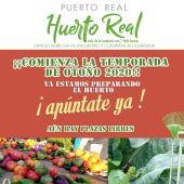 Huerto Real, iniciativa municipal