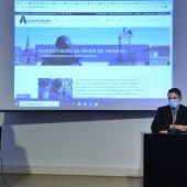 Presentación nueva web Ayuntamiento de Alcalá de Henares