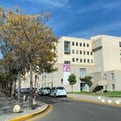 Vista del Hospital de San Juan
