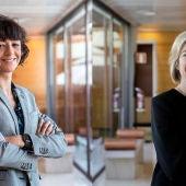 Charpentier y Doudna descubridoras de las tijeras geneticas CRISPR ganan el Premio Nobel de Quimica