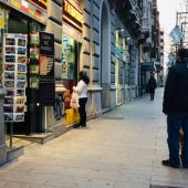 Comercios en Gran Vía de Granada