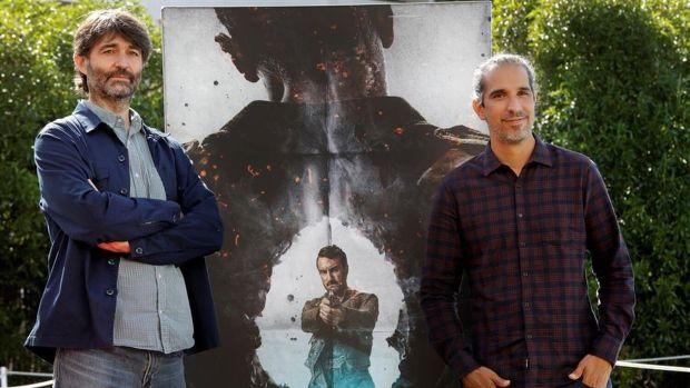 """Javier Ruiz Caldera y Alberto de Toro: """"Nuestra película deja muy claro quiénes son los villanos"""""""