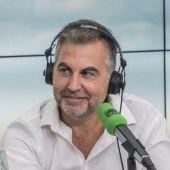 El periodista Carlos Alsina
