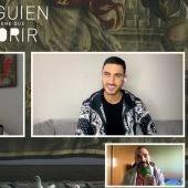 Carlos Cuevas y Alejandro Speitzer charlan con David Martos para Kinótico por 'Alguien tiene que morir'
