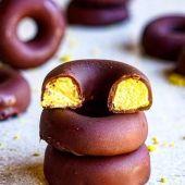 Receta de Donuts saludables del Chef Bosquet.