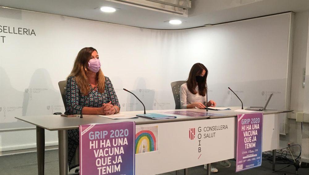La consellera de Salud, Patricia Gómez